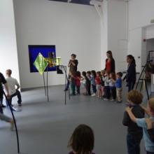 Visite de la Petite Section de l'école Saint-Joseph