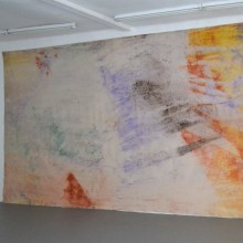 Jessica Warboys, Sea Paintings