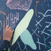 Humano Plancton : la fresque