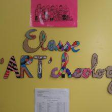 La classe d'Art'chéologie