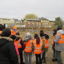 Visite de chantier // Découverte des vestiges de la ville antique