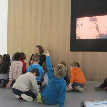 Visite pêle-mêle // école maternelle Daniel Gélin de St Malo