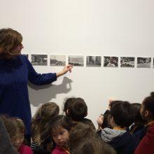 Visite du 31 janvier avec la maternelle Notre Dame du Vieux Cours
