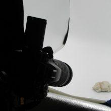 Atelier 11 // On photographie les poteries réalisées par les enfants !