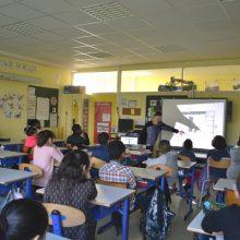Dernier atelier pour les CM1 de l'école Torigné
