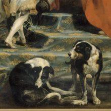 Avez vous vu un chien dans cette peinture?