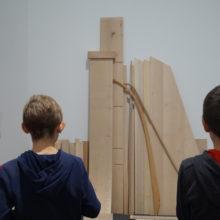 Retour sur les visites de l'exposition Pièces pour clavecin