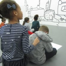 Visite des CP Pablo Picasso