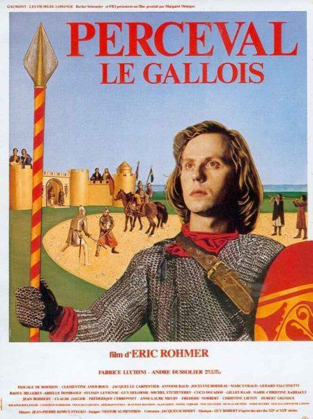 Perceval le Gallois, Éric Rohmer