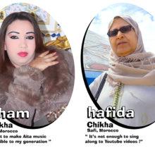 Siham et Hafida, deux Chikhates de Safi