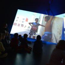 Visite des enfants de CP de l'école Pablo Picasso