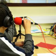 J – 7 : Parchemins et webradio