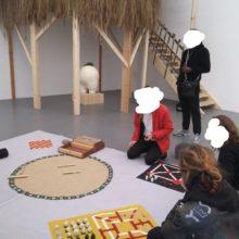 L'exposition d'Éléonore Saintagnan vue par M. de Parcours Plus