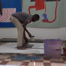 Rencontres avec Amadou Sanogo dans son atelier