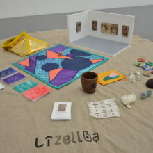LiZellBa, le jeu objet