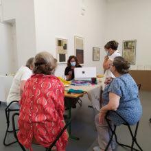 Visite de la Maison des aînés et des aidants